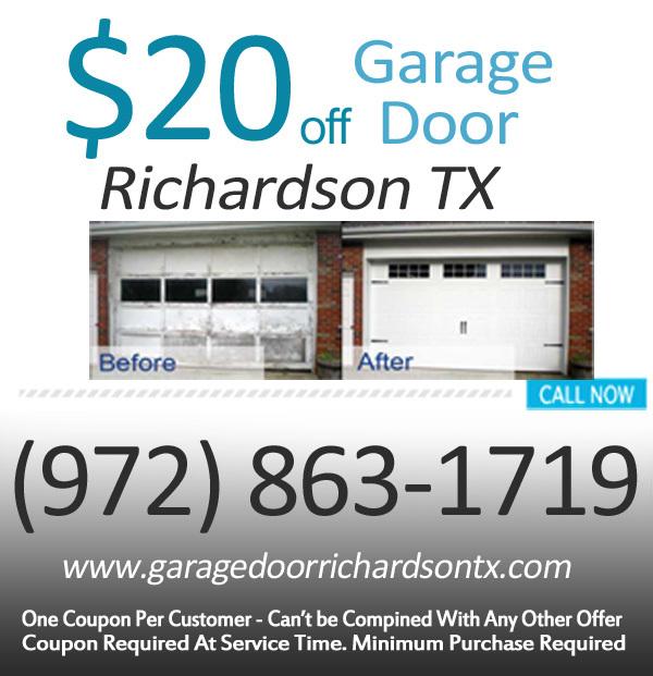 Special Offer. PROFESSIONAL GARAGE DOOR REPAIR SERVICES